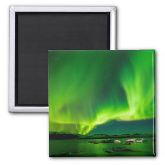 Iceland Northern Lights Magnet