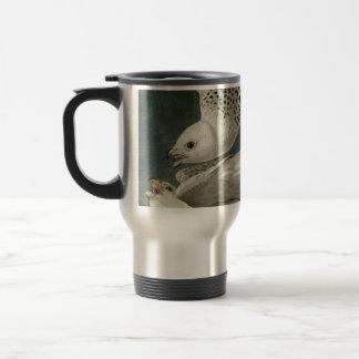 Iceland Or Jer Falcon Travel Mug