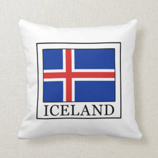 Iceland pillow