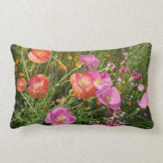 Iceland Poppy Pillow