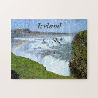 Iceland Rainbows Puzzle