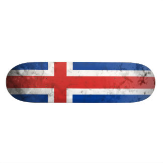 Iceland Skateboard Deck