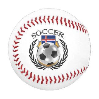Iceland Soccer 2016 Fan Gear Baseball
