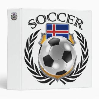 Iceland Soccer 2016 Fan Gear Binder