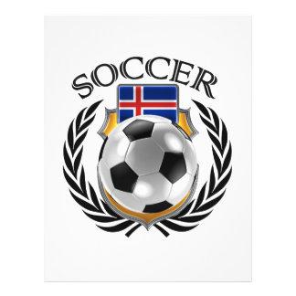Iceland Soccer 2016 Fan Gear Flyer