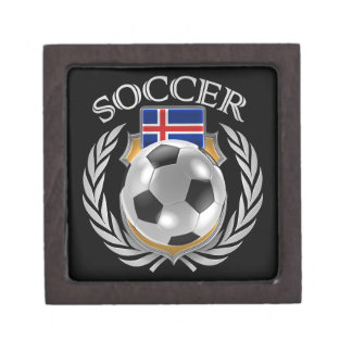 Iceland Soccer 2016 Fan Gear Gift Box