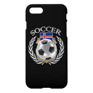 Iceland Soccer 2016 Fan Gear iPhone 7 Case