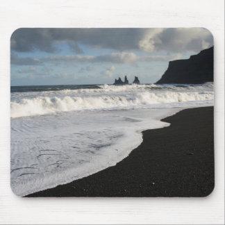 Iceland. South. Vik i Myrdal Mouse Pad