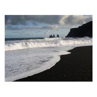 Iceland. South. Vik i Myrdal Postcard