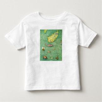 Iceland Toddler T-shirt