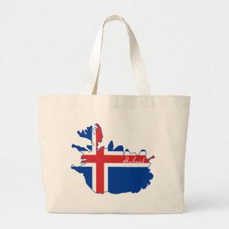 Iceland Tote Bag