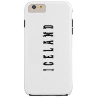 Iceland Tough iPhone 6 Plus Case