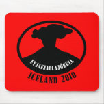 Iceland Volcano 2010 Mouse Pad