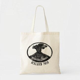 Iceland Volcano 2010 Tote Bag