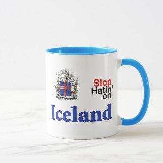 Iceland Volcano Mug