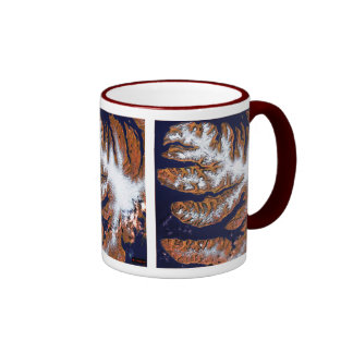 Iceland West Fjords Coffee Mugs