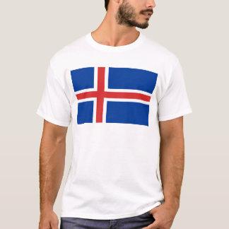 Iceland World Flag T-Shirt