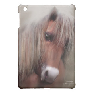 Icelander Horse Art Case for iPad Cover For The iPad Mini