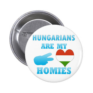 Icelanders are my Homies Pinback Buttons