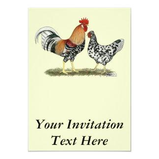 Icelandic Chickens Card