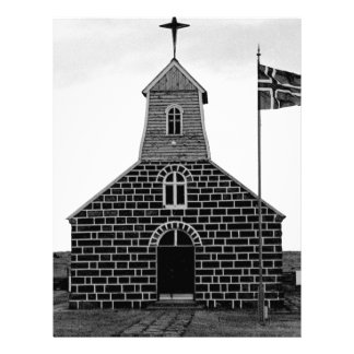Icelandic Church Letterhead