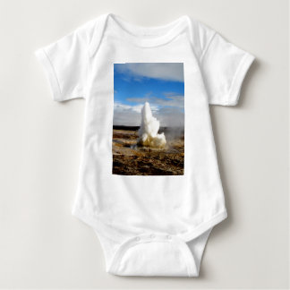 Icelandic Geyser Baby Bodysuit