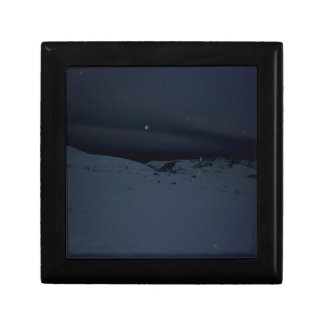 Icelandic Glacier Jewelry Box