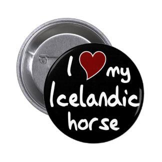Icelandic horse pins