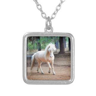 Icelandic Horse Personalized Necklace