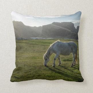 Icelandic Horse pillow