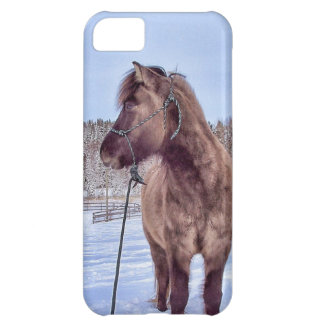 Icelandic Horse Power Cover For iPhone 5C