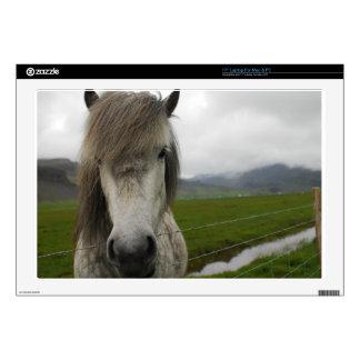 Icelandic Horse Skin For Laptop