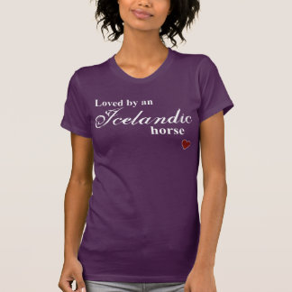 Icelandic horse T-Shirt