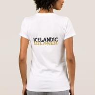 Icelandic Horses Tee Shirts
