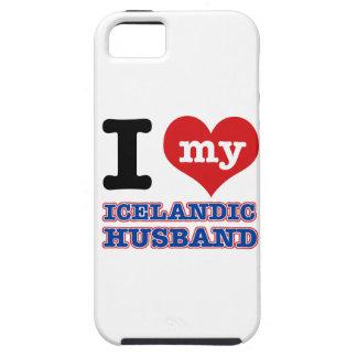 Icelandic I heart designs iPhone 5 Cover