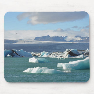 Icelandic Iceberg Mouse Pad