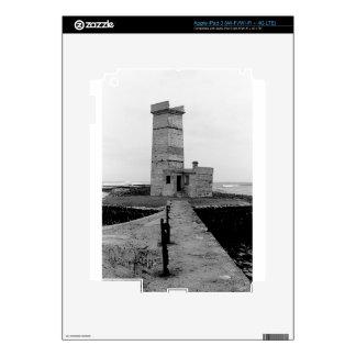 Icelandic Lighthouse iPad 3 Decal