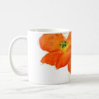 Icelandic Poppies Mug mug