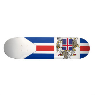 Icelandic Presidential, Iceland Skateboards
