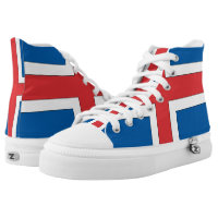 Icelandic Printed Shoes