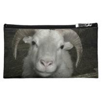 Icelandic sheep cosmetic bag