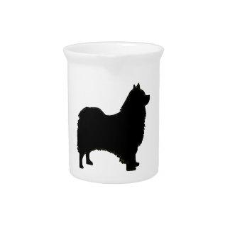 Icelandic Sheepdog silo black.png Pitcher