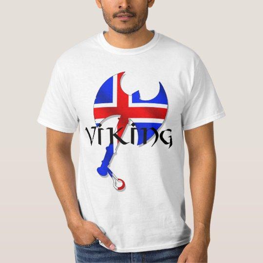 Icelandic Viking gifts for Iceland lovers worldwid T-Shirt