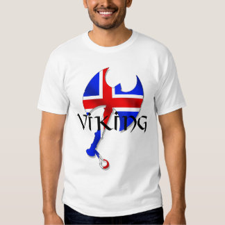 Icelandic Viking gifts for Iceland lovers worldwid Tee Shirt