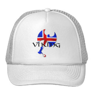 Icelandic Viking gifts for Iceland lovers worldwid Trucker Hat