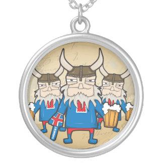 Icelandic Viking Necklace