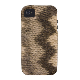 Icelandic wool pattern vibe iPhone 4 cases
