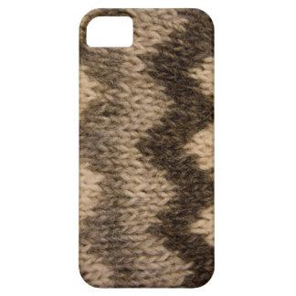Icelandic wool pattern iPhone SE/5/5s case