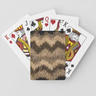 Icelandic wool pattern card deck