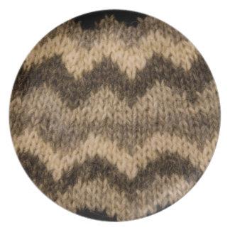 Icelandic wool pattern plates